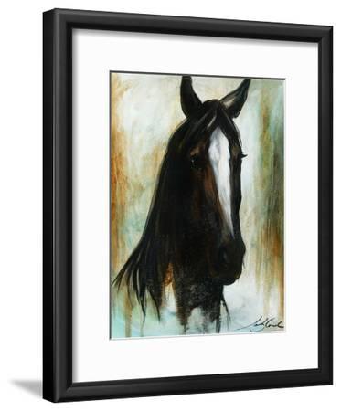 Little Dark Angel-Marie-Andr?e Leblond-Framed Art Print