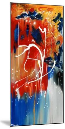 Étincelles-Carole St-Germain-Mounted Art Print