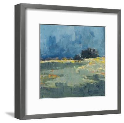 Blue Landscape-Jacques Clement-Framed Art Print