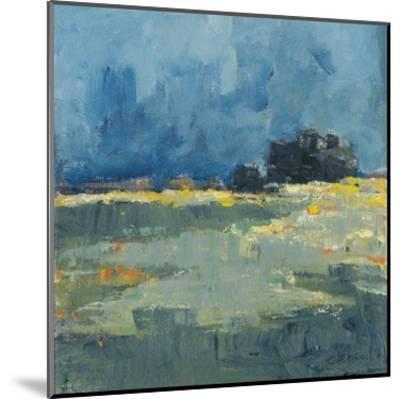 Blue Landscape-Jacques Clement-Mounted Art Print