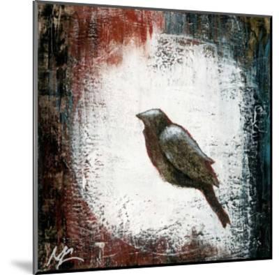 Black Bird 1-Marie Claprood-Mounted Art Print