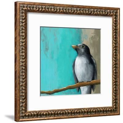 31 juillet 2015-Marie Claprood-Framed Art Print