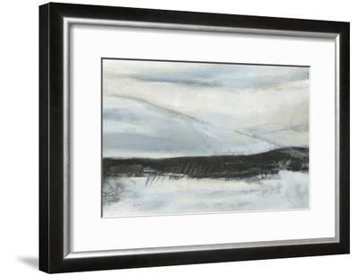 Lumière Vespérale II-Kathleen Cloutier-Framed Art Print