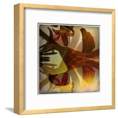 In the shade III-Jean-Fran?ois Dupuis-Framed Art Print