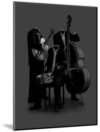 Les Invisibles-Florent Bodart-Mounted Art Print