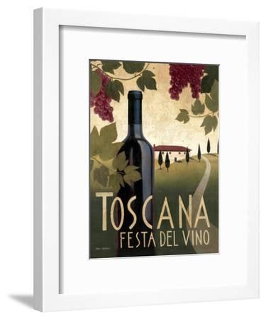 Toscana Festa Del Vino-Marco Fabiano-Framed Art Print