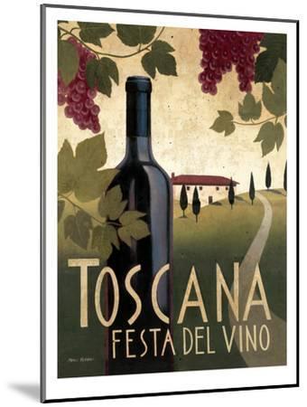 Toscana Festa Del Vino-Marco Fabiano-Mounted Art Print