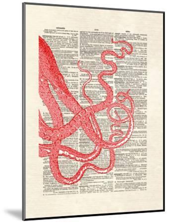 Tentacles-Matt Dinniman-Mounted Art Print