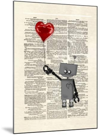 Robot Love-Matt Dinniman-Mounted Art Print