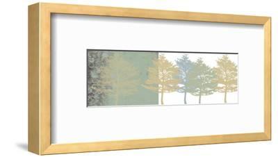 A Whisper Through the Trees-Erin Clark-Framed Art Print