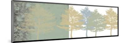 A Whisper Through the Trees-Erin Clark-Mounted Art Print