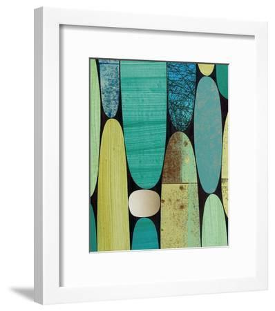 Agua Fria-Rex Ray-Framed Art Print