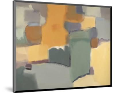 Afternoon Light II-Nancy Ortenstone-Mounted Art Print