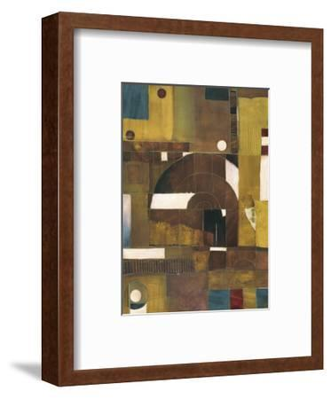 Apparent Horizon-Muriel Verger-Framed Art Print
