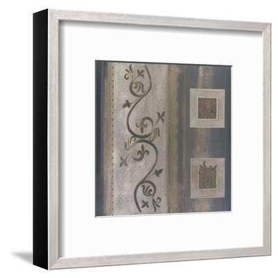 Arctic Applique-Verbeek & Van Den Broek-Framed Art Print