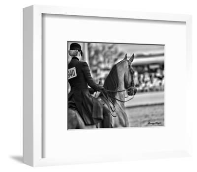 And the Winner Is-Barry Hart-Framed Art Print