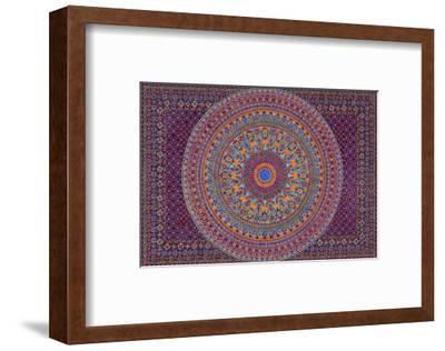 Blooming Eye-Lawrence Chvotzkin-Framed Art Print
