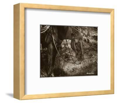 Brunch-Barry Hart-Framed Art Print
