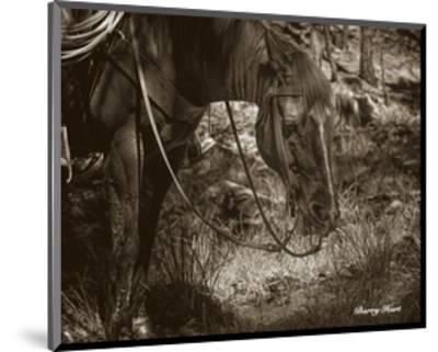 Brunch-Barry Hart-Mounted Art Print