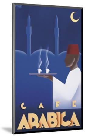 Cafe Arabica-Steve Forney-Mounted Art Print