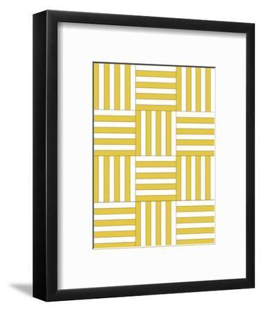 Checkerboard Key-Dan Bleier-Framed Art Print