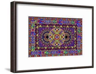 Celebration of Spirits-Lawrence Chvotzkin-Framed Art Print