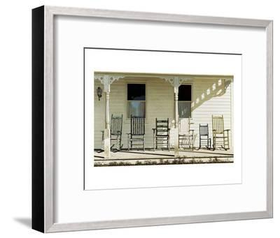 Chair Family-Zhen-Huan Lu-Framed Art Print