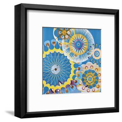 Cirrosa (detail)-Rex Ray-Framed Art Print