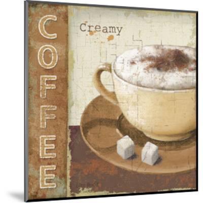 Coffee Lovers I-Lisa Audit-Mounted Art Print