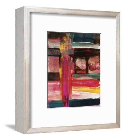 Color's Cabin No. 4-Joan Davis-Framed Art Print