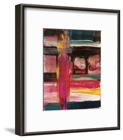 Color's Cabin No. 4-Joan Davis-Framed Art Print