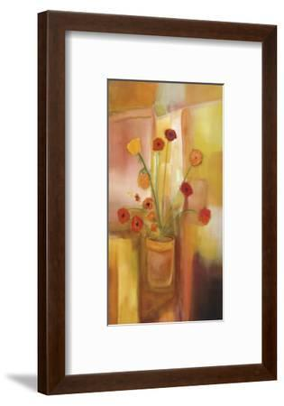 Comfort of Flowers-Nancy Ortenstone-Framed Art Print
