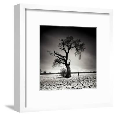Conversation-Marcin Stawiarz-Framed Art Print