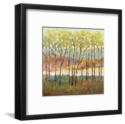 Distant Color-Libby Smart-Framed Art Print