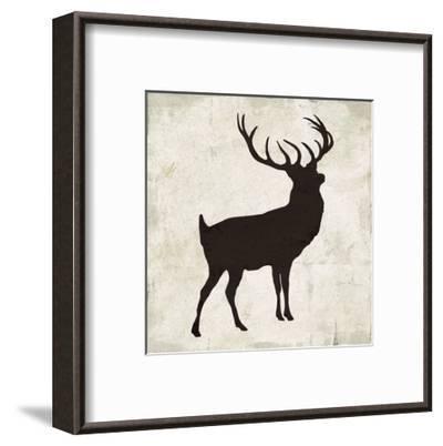 Deer-Sparx Studio-Framed Art Print