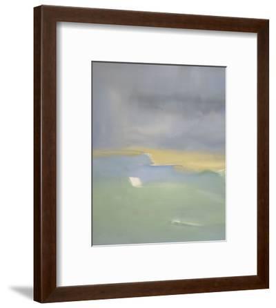 Entering the Calm-Nancy Ortenstone-Framed Art Print