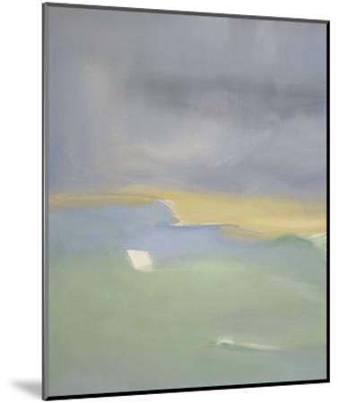 Entering the Calm-Nancy Ortenstone-Mounted Art Print