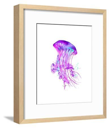Electric Feel No. 2-Jessica Durrant-Framed Art Print