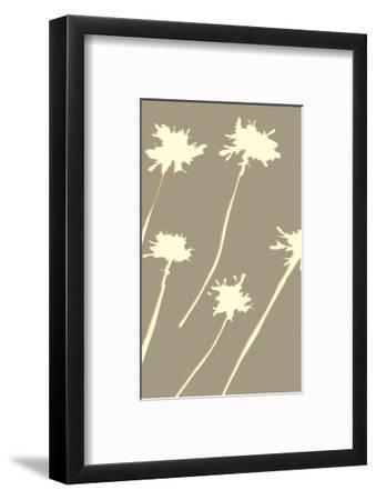 Pompom Walnut-Denise Duplock-Framed Art Print