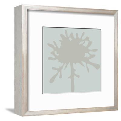 Pomponette (nimbus)-Denise Duplock-Framed Art Print
