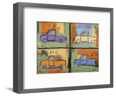 Pickups-Brian Nash-Framed Art Print