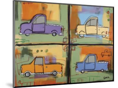 Pickups-Brian Nash-Mounted Art Print