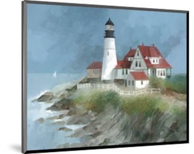 Portland Light, Maine-Albert Swayhoover-Mounted Art Print