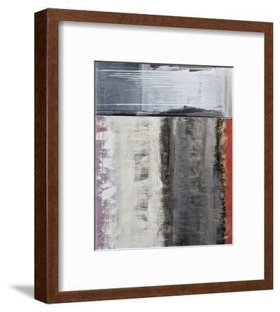 Rolling River Rock-Gabriella Lewenz-Framed Art Print