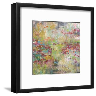 Romantic Garden-Amy Donaldson-Framed Art Print
