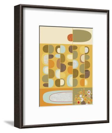 Rejilla No. 2-Jenn Ski-Framed Art Print