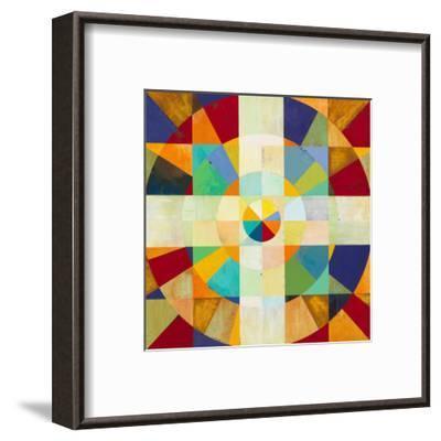 Return of the Sun-James Wyper-Framed Art Print