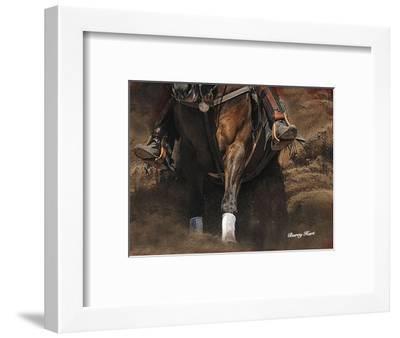 Ride n' Slide-Barry Hart-Framed Art Print