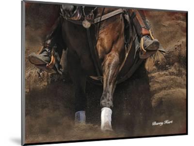 Ride n' Slide-Barry Hart-Mounted Art Print