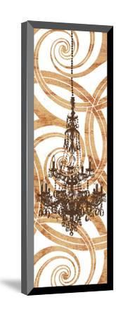 Rococo Sparkle (crop)-Erin Clark-Mounted Art Print